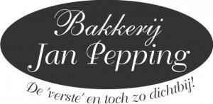 logo bakkerij pepping - de verste